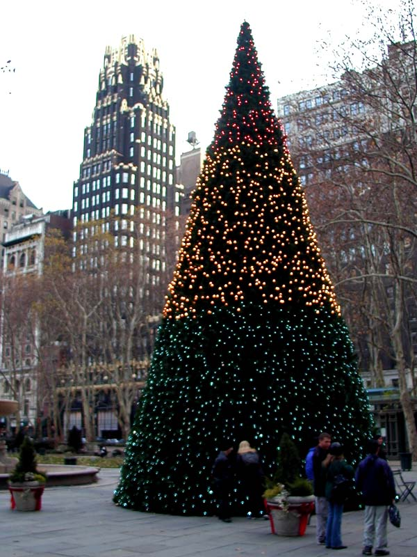 Rockefeller Christmas Tree Location