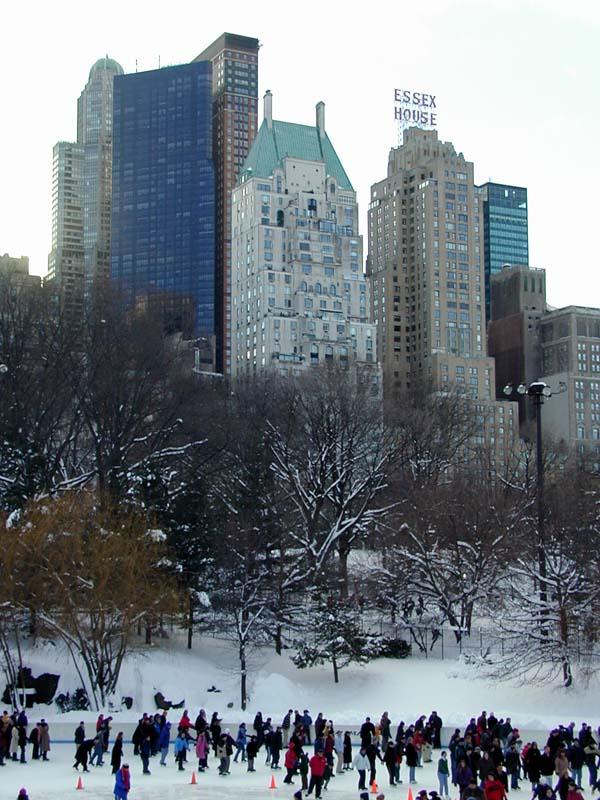 Jw Marriott Essex House New York Wired New York