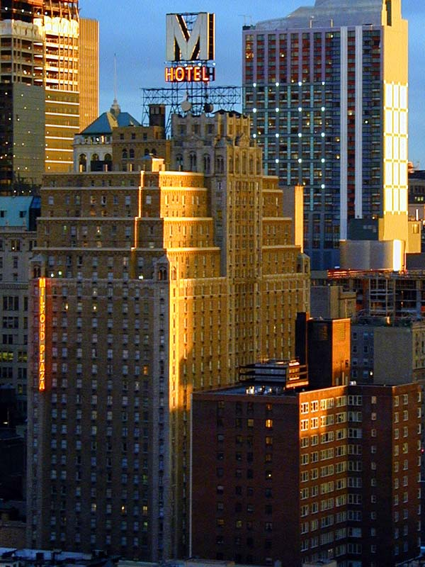 Milford Plaza at Times Square | Wired New York