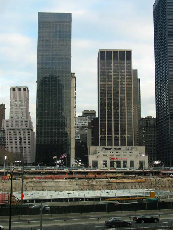 Millenium Hilton Wired New York