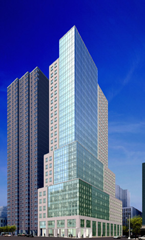 222 East 41st Street To Be Completed Next Month