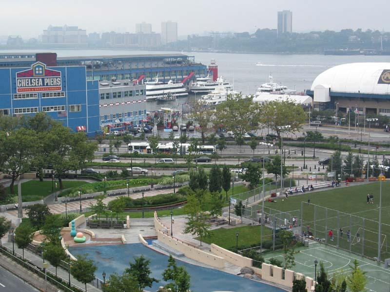Chelsea Piers – Hudson River Park