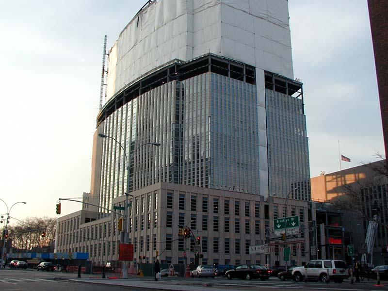 U S  Federal Courthouse - 225 Cadman Plaza East - Downtown Brooklyn