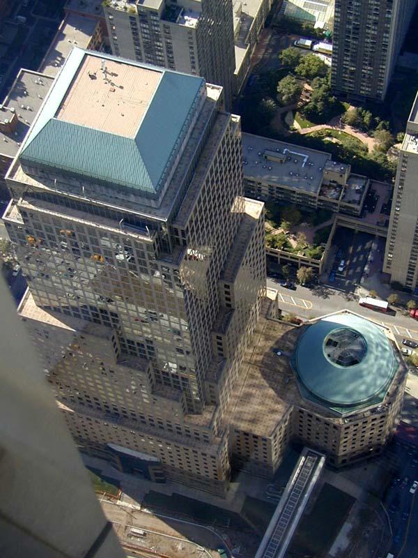 1 World Financial Center Dow Jones And Oppenheimer