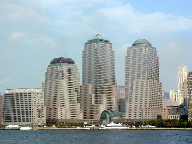 The World Financial Center Wired New York