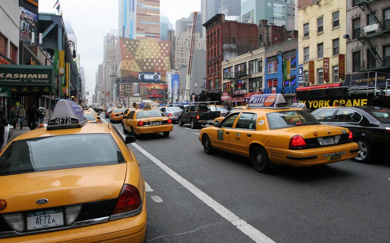 Yellow Cab Columbus >> New York Taxi | Wired New York