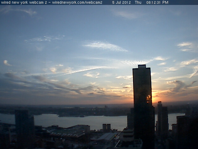 Webcam New York