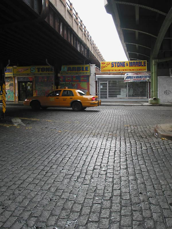 Cobblestone Buildings New York